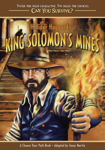 H. Rider Haggard's King Solomon's Mines