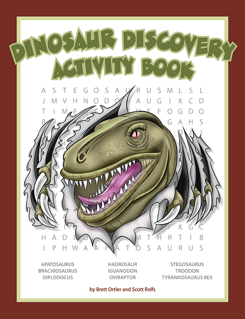 Dinosaur Discovery Activity Book