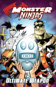 Monster Ninjas 1