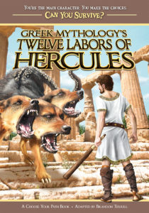 Greek Mythology's Twelve Labors of Hercules