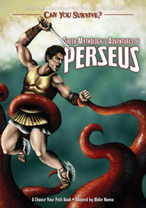 Greek Mythology's Adventures of Perseus