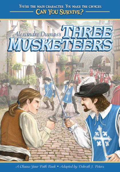 Alexandre Dumas's Three Musketeers