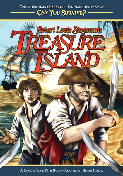 Robert Louis Stephenson's Treasure Island
